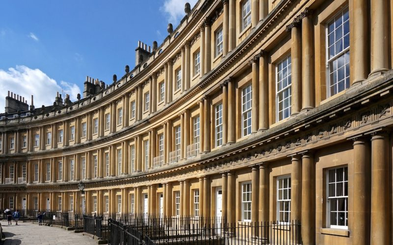 About Bath Royal-Crescent