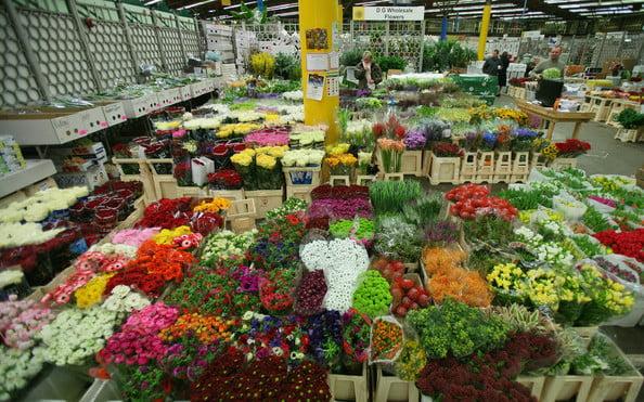 New Covent Garden Market Day Trip – Tallulah Rose